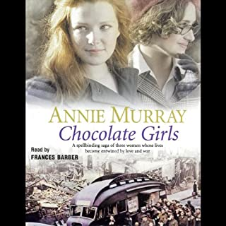 The Chocolate Girls cover art