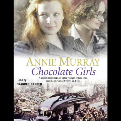 Page de couverture de The Chocolate Girls