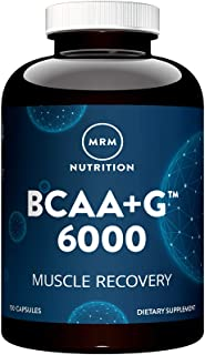 BCAA + G 6000 Ultimate Recovery Formula