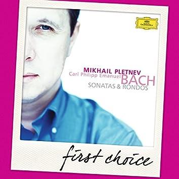 Bach, C.P.E.: Sonatas & Rondos