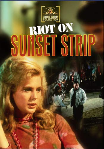 Riot On Sunset Strip / (Ws Mono) [DVD] [Region 1] [NTSC] [US Import]