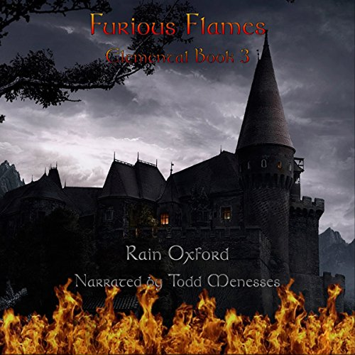 Furious Flames cover art