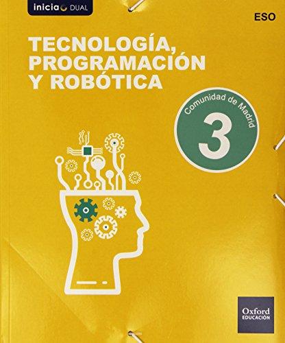 Tecnología Programación Y Robótica II. Libro Del Alumno. Madrid (Inicia Dual)