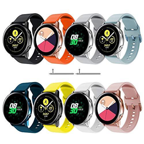 TOPsic Correa Galaxy Watch Active 2 40mm 44mm/Active/Galaxy Watch 42mm/Gear S2 Classic/Gear...