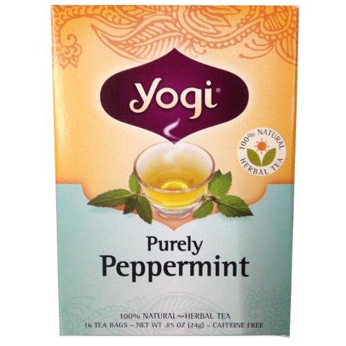 Yogi Tea(ヨギティー)『ピュアリーペパーミント』