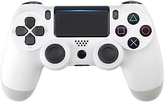 TOPmontain Controlador sem fio para PS4, controlador de jogo para Playstation 4 / Pro/Slim, joystick de gamepad com vibraç...