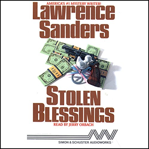 Stolen Blessings cover art