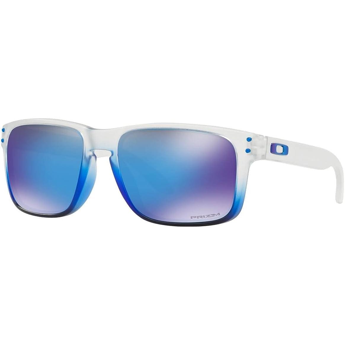 Oakley Men's Holbrook Polarized/Non Polarized Rectangular Sunglasses