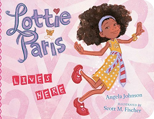 Lottie Paris Lives Here (Classic Board Books)