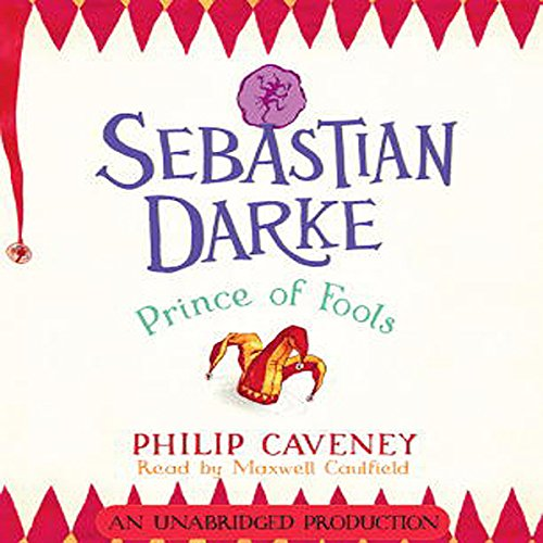 Sebastian Darke audiobook cover art