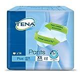 TENA PANTS plus x-small 50-70 cm ConfioFit Einw.H. 4X14 St -
