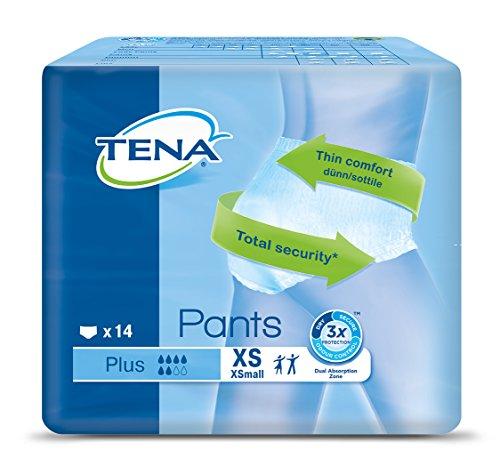 TENA PANTS plus x-small 50-70 cm ConfioFit Einw.H. 4X14 St