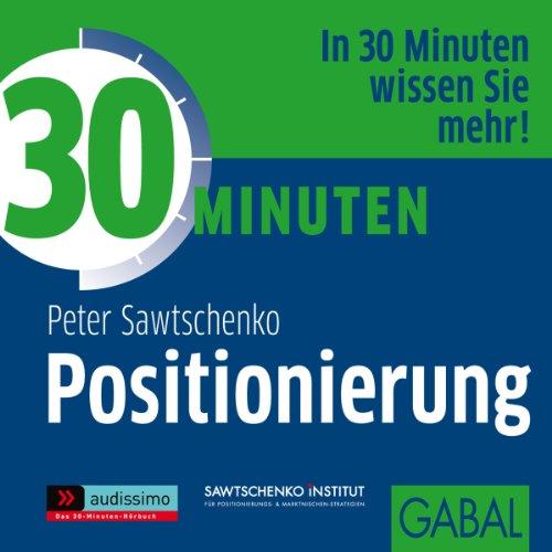 30 Minuten Positionierung Titelbild