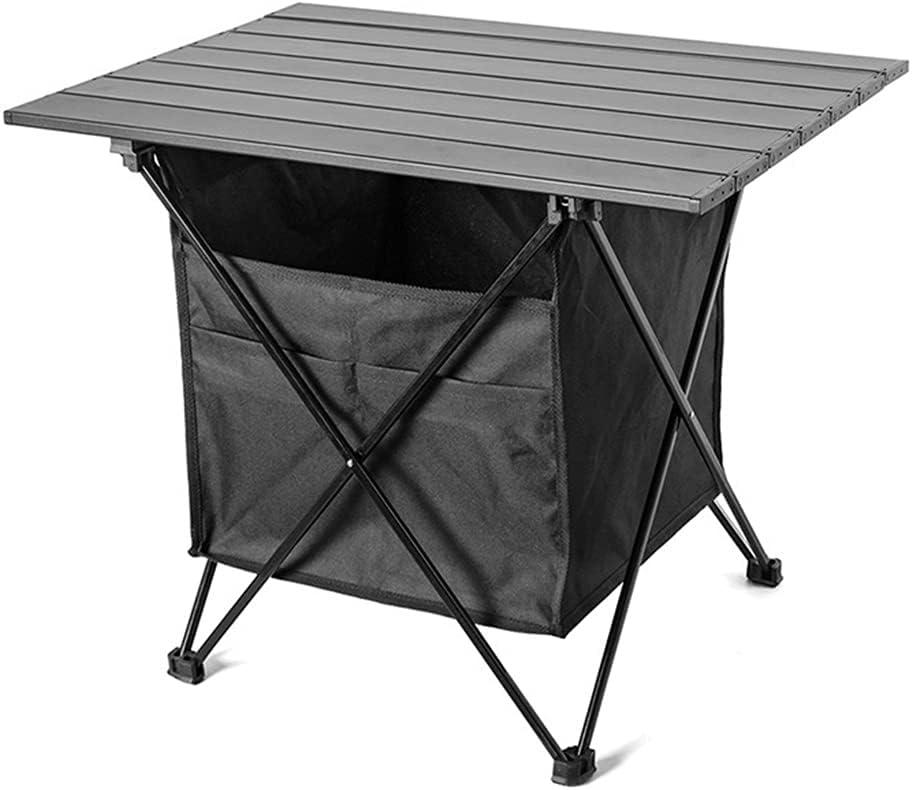 バースデー 記念日 ギフト 贈物 お勧め 通販 Portable Camping Tables Outdoor Folding Table with [並行輸入品] Storage Bag C