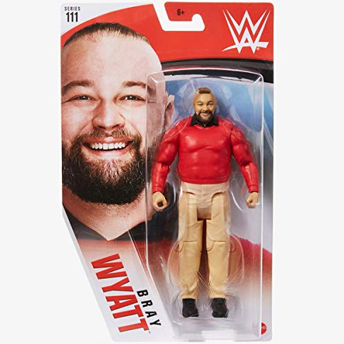 collector WWE- 111 Series Bray Wyatt Firefly Funhouse - Action Figure, Bring Home The Action of The WWE - Approx 6