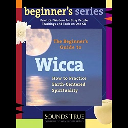 The Beginner's Guide to Wicca audiobook cover art