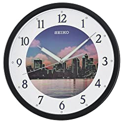 Seiko QXA611KLH Wall Japanese Quartz Wall Clock