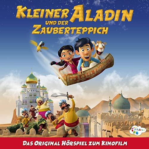 Kleiner Aladin und der Zauberteppich cover art