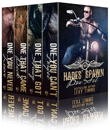 Hades' Spawn MC Complete Series: Bad Boy Motorcycle Club Romance (Hades' Spawn MC Series Book 6) (English Edition)