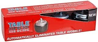 Table Shox 121-1147 1/4-20 Thread Self-Adjusting Table Glide - 4 / PK