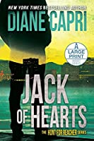 Jack of Hearts Large Print Edition: The Hunt for Jack Reacher Series