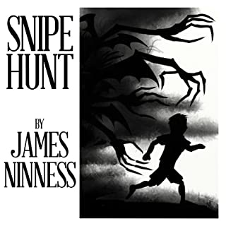 Snipe Hunt audiobook cover art