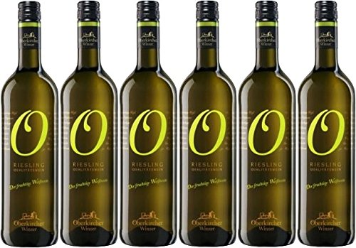 Oberkirch Collection O Riesling QbA feinherb (6 x 0,75L)