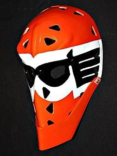 1:1 Custom Vintage Fiberglass Roller NHL Ice Hockey Goalie Mask Helmet Wayne Stephenson HO89