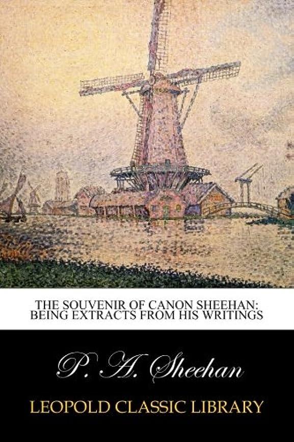 改革女将庭園The souvenir of Canon Sheehan: being extracts from his writings