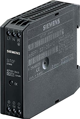 Siemens - Fuente alimentación sitop bipolar 24vdc/0,375a