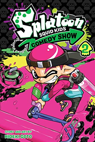 Splatoon: Squid Kids Comedy Show, Vol. 2