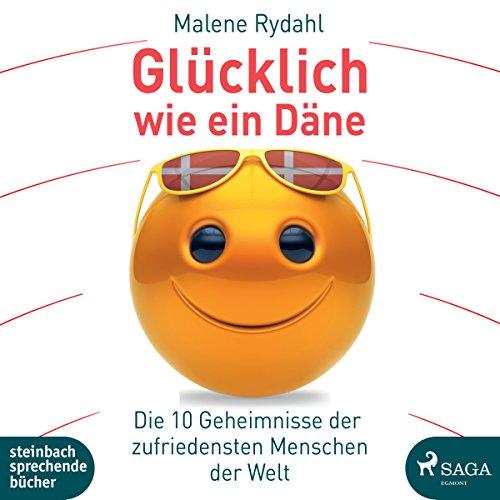 Glücklich wie ein Däne audiobook cover art