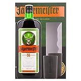 Jägermeister Jägermeister TRAVELLERS' EXCLUSIVE 35% Vol. 1,75l in Giftbox with 2 Shotgläsern and Dosierpumpe - 1750 ml