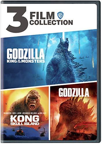 Godzilla / Kong: Skull Island / Godzilla: King of the Monsters