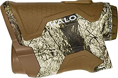 Halo Optics XR900 Series 6X 900 Yd. Hunting Laser Range Finder with Scan Mode, Camo from Halo Optics