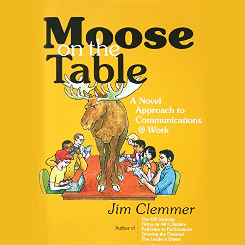 Moose on the Table cover art