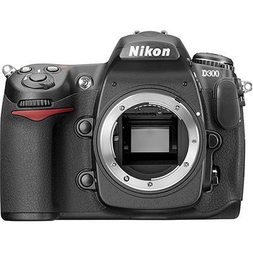 Nikon D300 - Cámara Réflex Digital 12.3 MP (Cuerpo) (Reacondicionado)