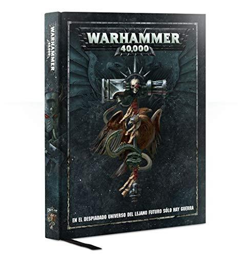 Games Workshop Warhammer 40K - Manual