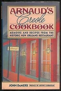 Arnaud's Creole Cookbook 0671630245 Book Cover