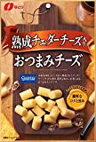 なとり おつまみチーズ 熟成チェダーチーズ入り 62g