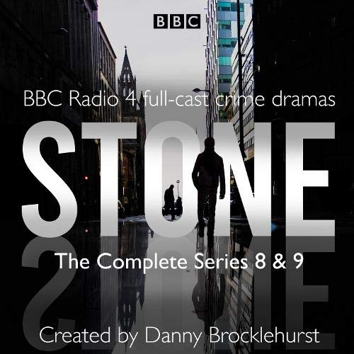 Stone: The Complete Series 8 and 9 cover art
