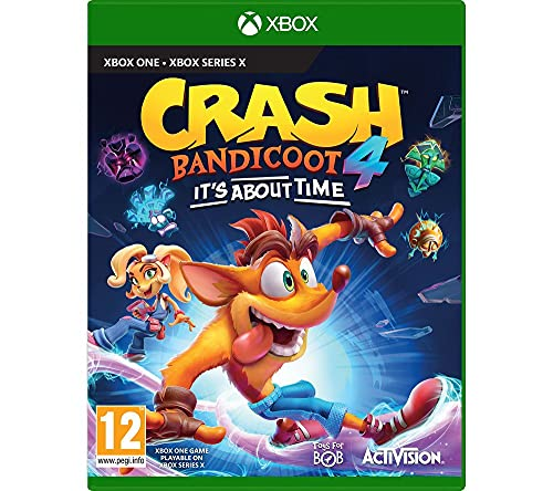Crash Bandicoot 4: It's About Time Xbox One - Xbox One
