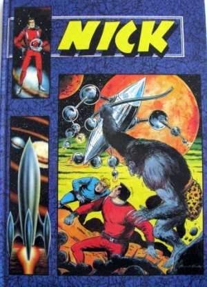 Nick - Sonderband - Das Geheimnis der Weltraum-Sphinx - Comic