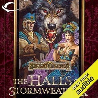 The Halls of Stormweather audiobook cover art