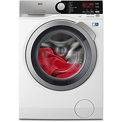 AEG L7WEE965R 7000 Series 9kg Wash 6kg Dry 1600rpm Freestanding Washer Dryer - White
