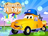 L'Autolavaggio di Tom il Carro Attrezzi a Car City