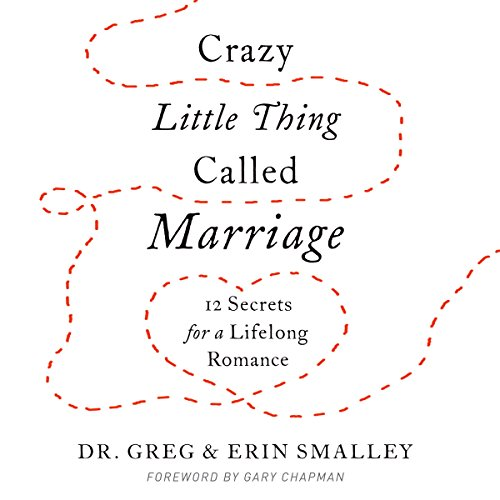 Crazy Little Thing Called Marriage audiobook cover art