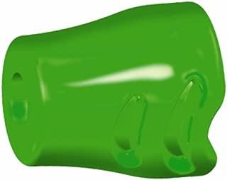 PSE Green Rubber Backstop 4 String Decelerator Bumper 01289GR