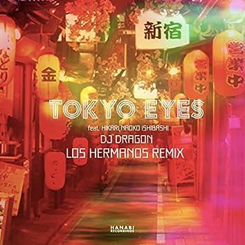 TOKYO EYES -agefarre2018 Anthem- (LOS HERMANOS REMIX) [feat. HIKARI & NAOKO ISHIBASHI]
