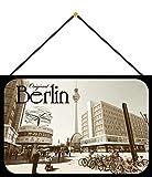NWFS Alexanderplatz Berlin mit Fernsehturm und Weltzeituhr